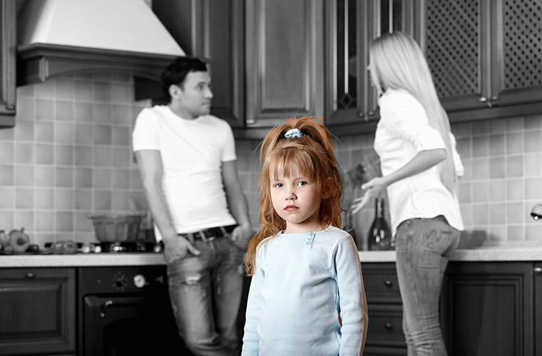 Divorcio: El interés superior del menor