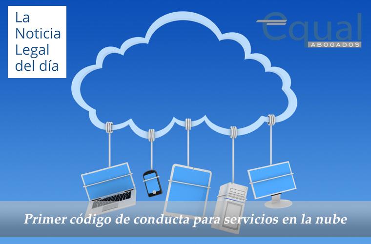 Primer código de conducta para servicios en la nube
