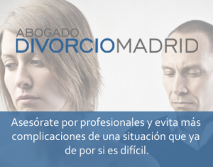 Abogado Divorcio Madrid